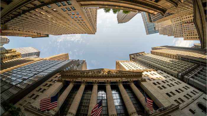 Wall Street Retreats On Trade Cloudiness