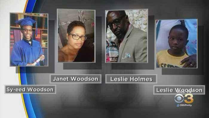 Loves Ones Remember Family Of 4 Shot Dead In West Philadelphia Home