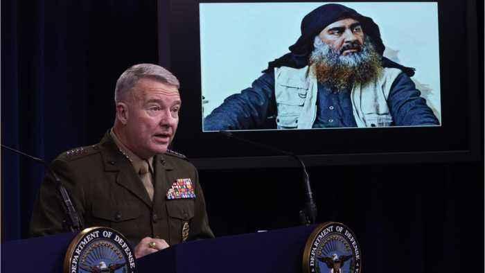 Islamic State Vows To Revenge Al-Baghdadi's Death