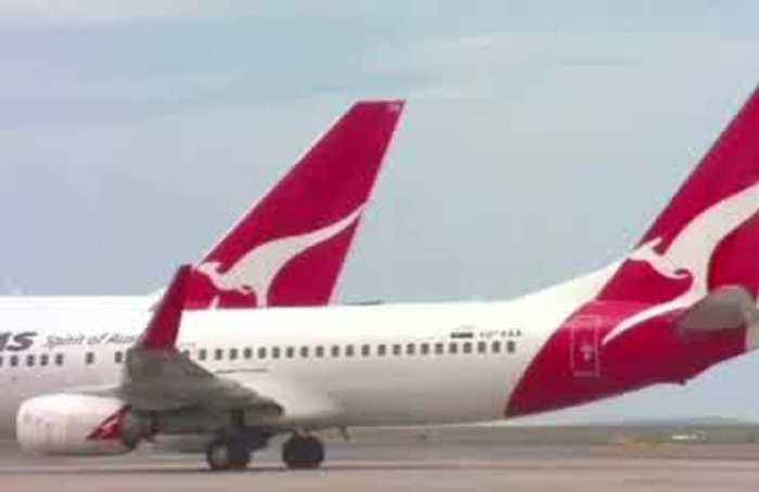 Qantas latest to find cracks in Boeing jets