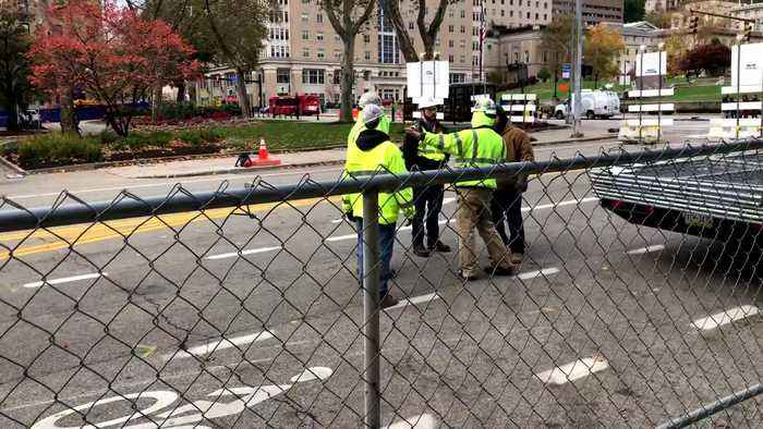 Reporter Update: Lisa Washington - Bigelow Boulevard Work