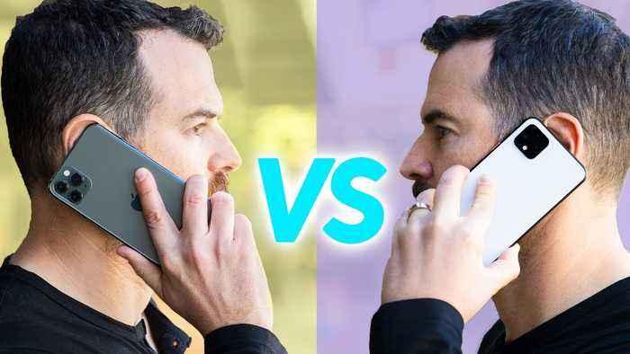 iPhone 11 Pro vs Pixel 4: We Have a Problem
