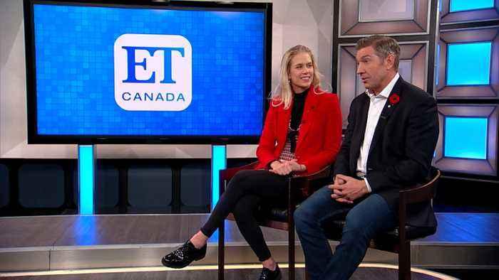 Sheldon Kennedy, Kaitlyn Weaver Talk 'Battle Of The Blades' Win