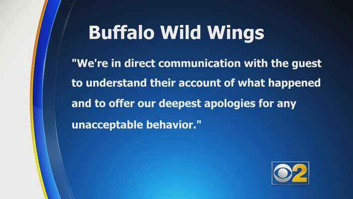'We're Supposed To Be Past This:' Post About Allegedly Racially Charged Incident At Buffalo Wild Wings Goes Viral