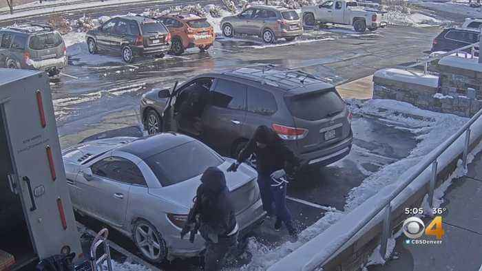 Reward Offered In Armored Truck Robbery