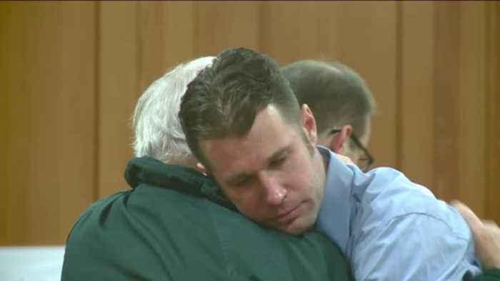 Not guilty: reaction to verdict in Erik Sackett homicide trial