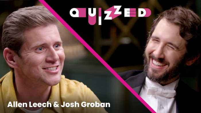 Allen Leech Quizzes Josh Groban on 'Downton Abbey' Trivia | Quizzed