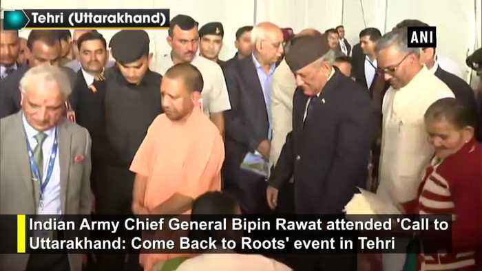 Our country is safe Army Chief Bipin Rawat on frequent terror attacks in JK