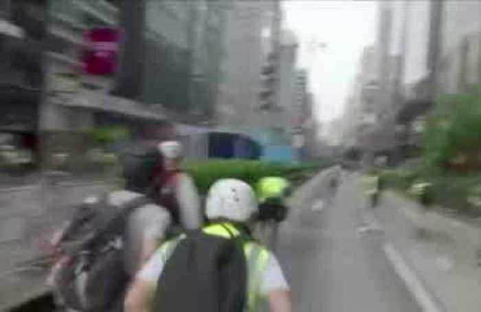 A Hong Kong family shaken by protests