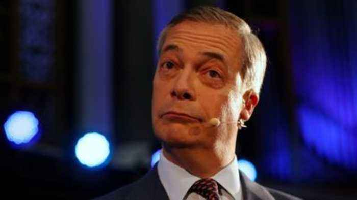 Rees-Mogg 'conceited and arrogant' - Farage