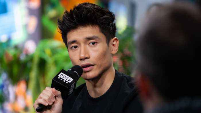 Tom Cruise Inspired Manny Jacinto To Step Up His Acting While Filming 'Top Gun: Maverick'