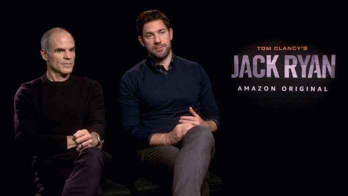 Cast Talks 'Tom Clancy's Jack Ryan' Season 2