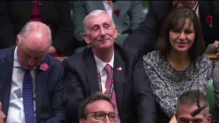 Sir Lindsay Hoyle elected as new Commons Speaker to replace John Bercow