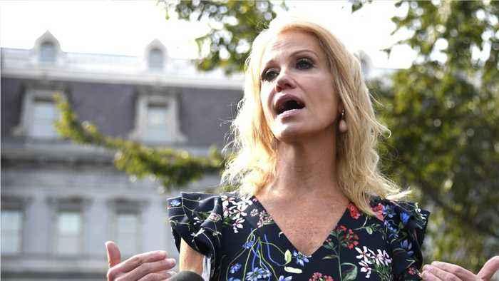 Kellyanne Conway Defends Trump With Ukraine Allegations