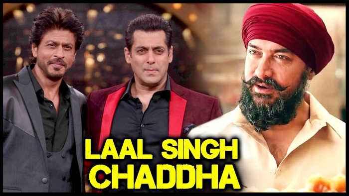 Shah Rukh Khan, Salman Khan TOGETHER To Star With Aamir Khan In Laal Singh Chaddha Movie