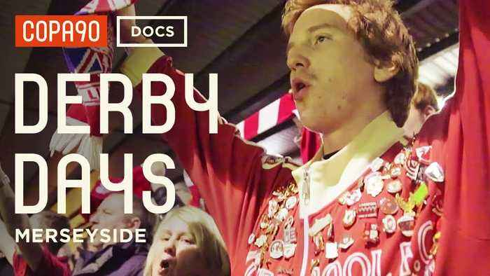'It's More than 90 Minutes, It's Your Life' - Merseyside Derby | Derby Days