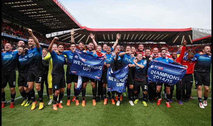 AFC Bournemouth Make History! From Administration to the Premier League!