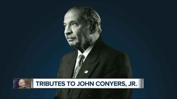 Tributes to John Conyers Jr.