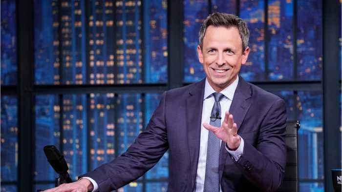 Seth Meyer's Netflix Special Offers Button To Skip Trump Jokes
