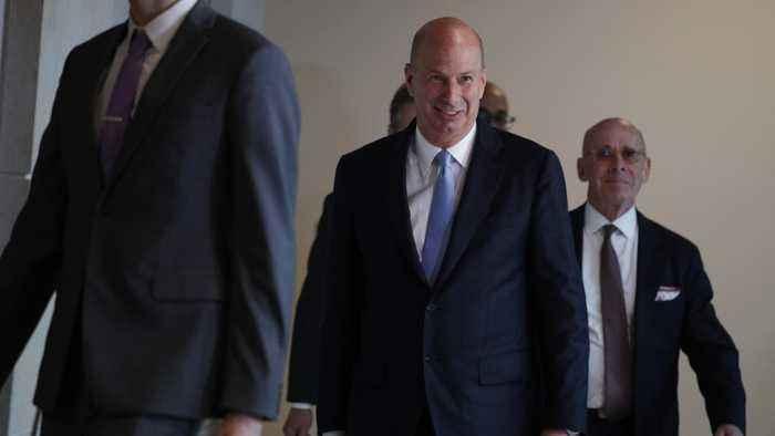Sondland Revises Testimony, Says He Delivered 'Quid-Pro-Quo' Message