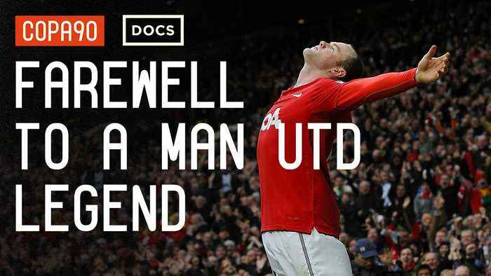 Manchester's Emotional Farewell to Wayne Rooney