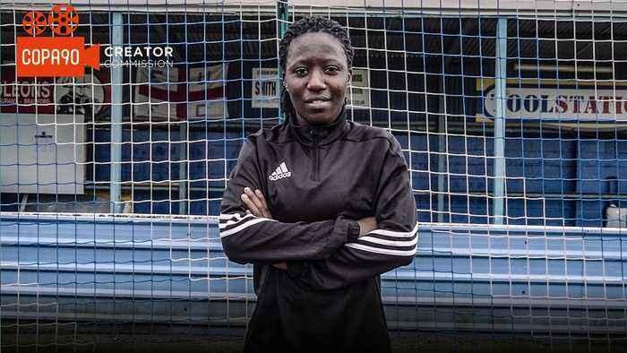 Burundi to Bradford: Lighting up the Women's Football League