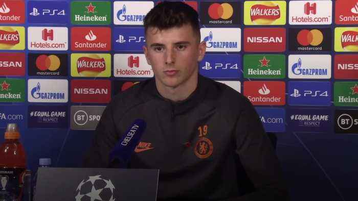 Mason Mount: Chelsea's youngsters are hungry for trophies