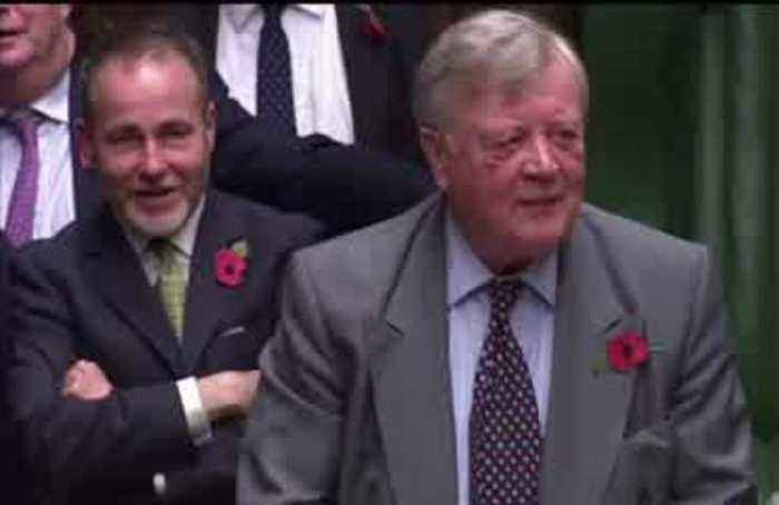Lindsay Hoyle is elected speaker of UK's House of Commons