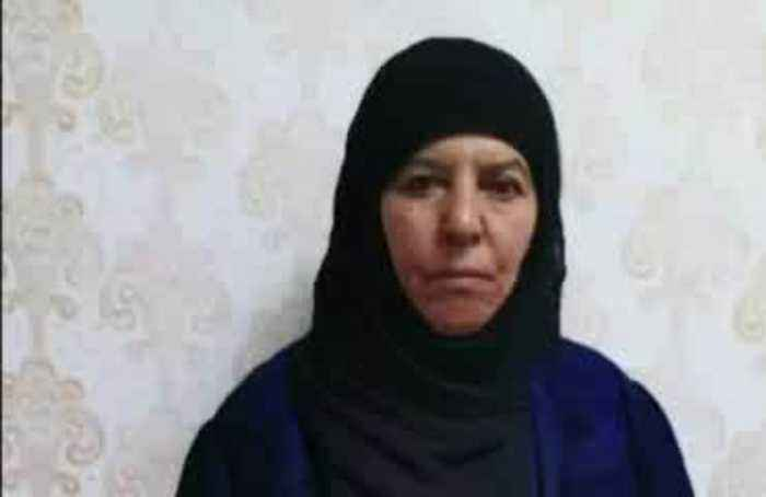 Turkey claims capture of Baghdadi's sister