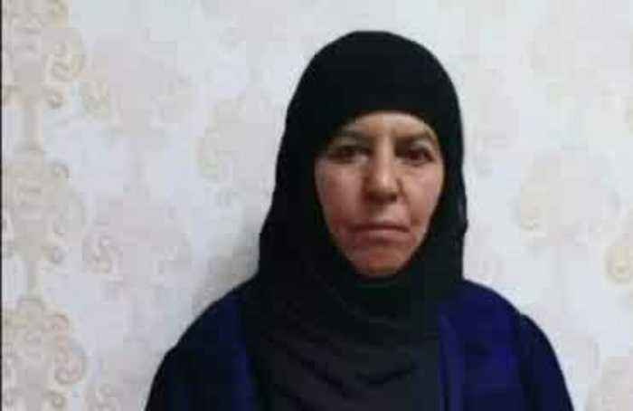 Turkey claims capture of Baghdadi's sister