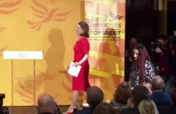 Swinson: Liberal Democrats will not make Corbyn UK prime minister
