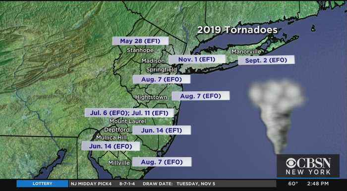 Vanessa Murdock On Unusually Active Year For Extreme Weather