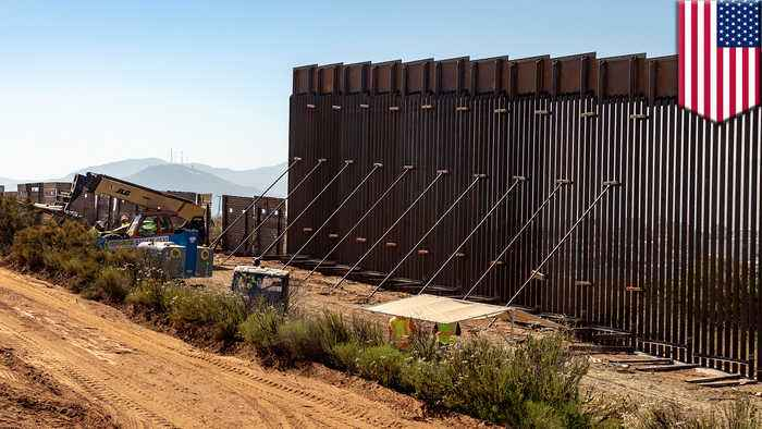 Trump's 'virtually impenetrable' border wall foiled by $100 saw