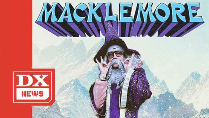 Macklemore Is Working On 'First-Ever' Magic Rap Album — & Wants His Fans To Name It