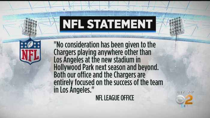 Bolting LA? Spanos, Chargers Deny Reported Plans To Relocate To London