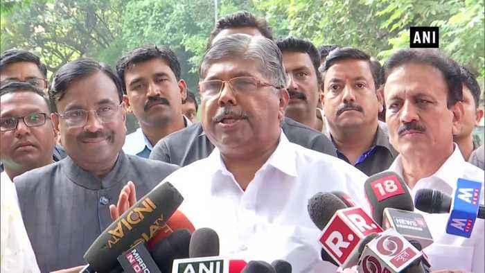 BJP-Shiv Sena alliance will form govt in Maharashtra soon Chandrakant Patil
