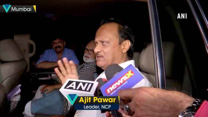Met Governor to discuss losses caused to farmers due to unseasonal rains Ajit Pawar