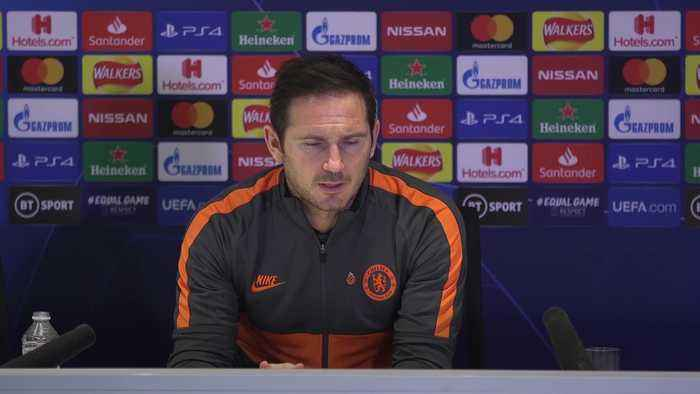 Frank Lampard delighted with Chelsea's spirit