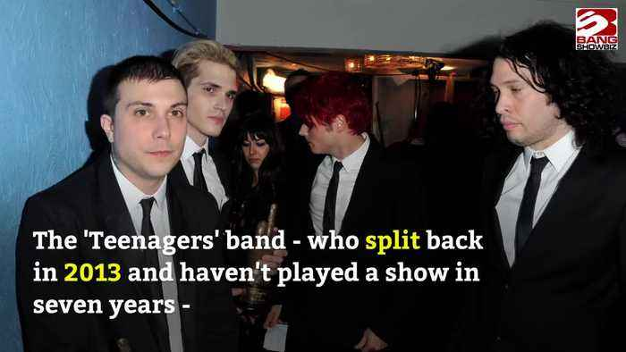 My Chemical Romance announce more gigs
