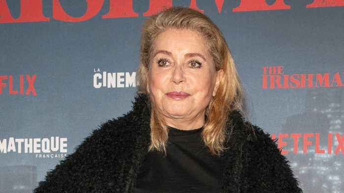 BREAKING: Catherine Deneuve hospitalised in 'serious state'