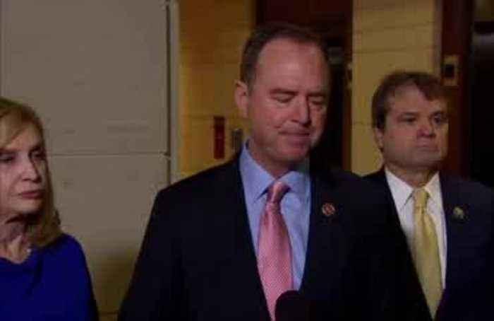 Public hearings in impeachment inquiry start next week: Schiff