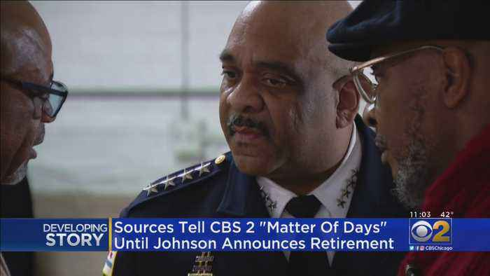 Mayor Won't Speculate On Possible Replacements For Top Cop Eddie Johnson, Who's Expected To Retire