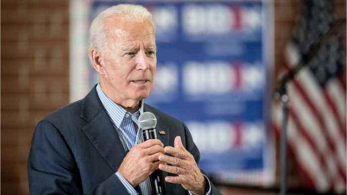 Joe Biden's Campaign Attacks Elizabeth Warren
