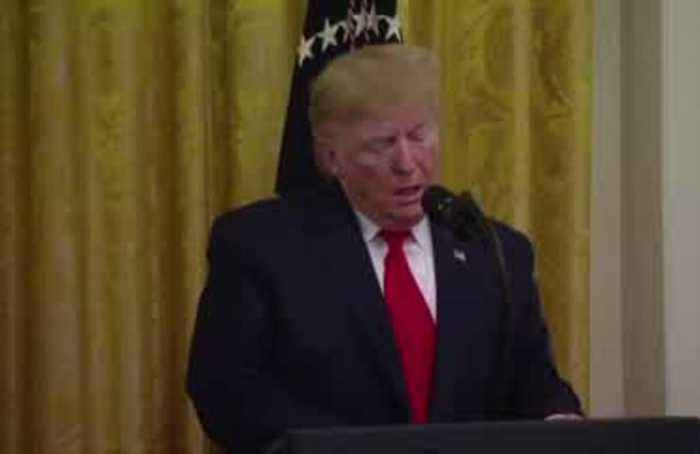 'He doesn't like guns, religion or oil': Trump takes swipe at Beto