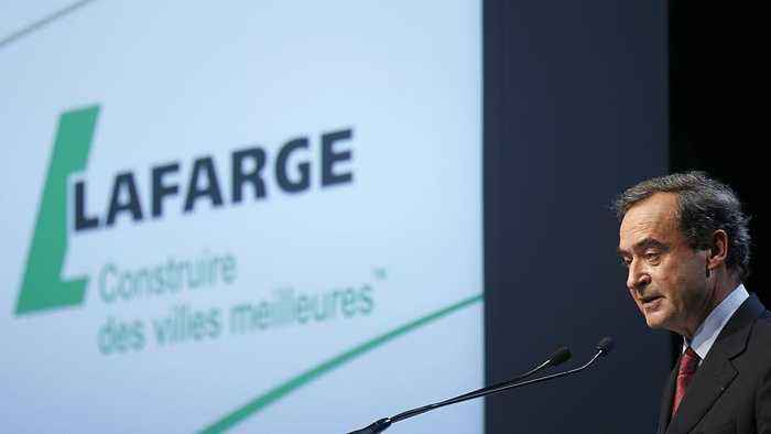 French industrial giant Lafarge awaits court ruling on Syria war crimes charges