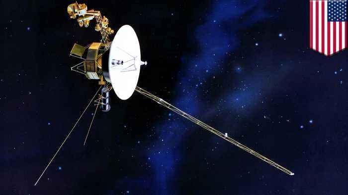 Voyagers find new cluesabout the solar system