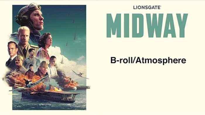 Midway movie - World Premiere