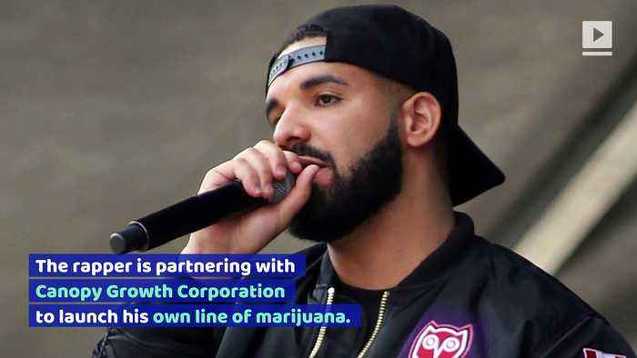 Drake Launches Cannabis Brand