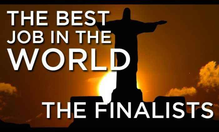 Best Job In The World | The Finalists