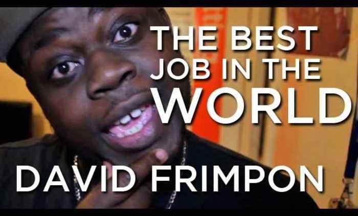 David Frimpon   Best Job In The World